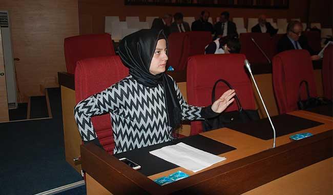 AKP'li meclis üyesi, ihale aldığı kurumun bütçesine onay verdi