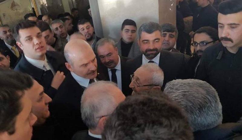 Eski DYP'li aday AKP'yi karıştırdı, devreye Soylu girdi
