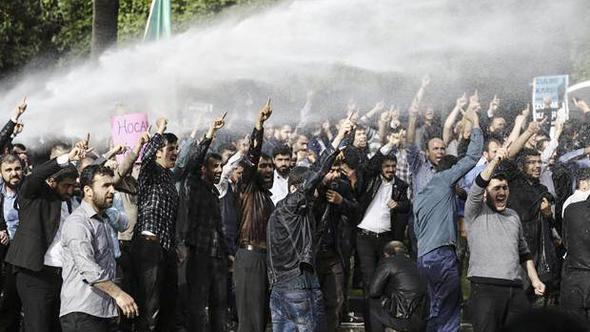Adana'da Furkan Vakfı üyelerine 'izinsiz gösteri' yargılaması devam etti