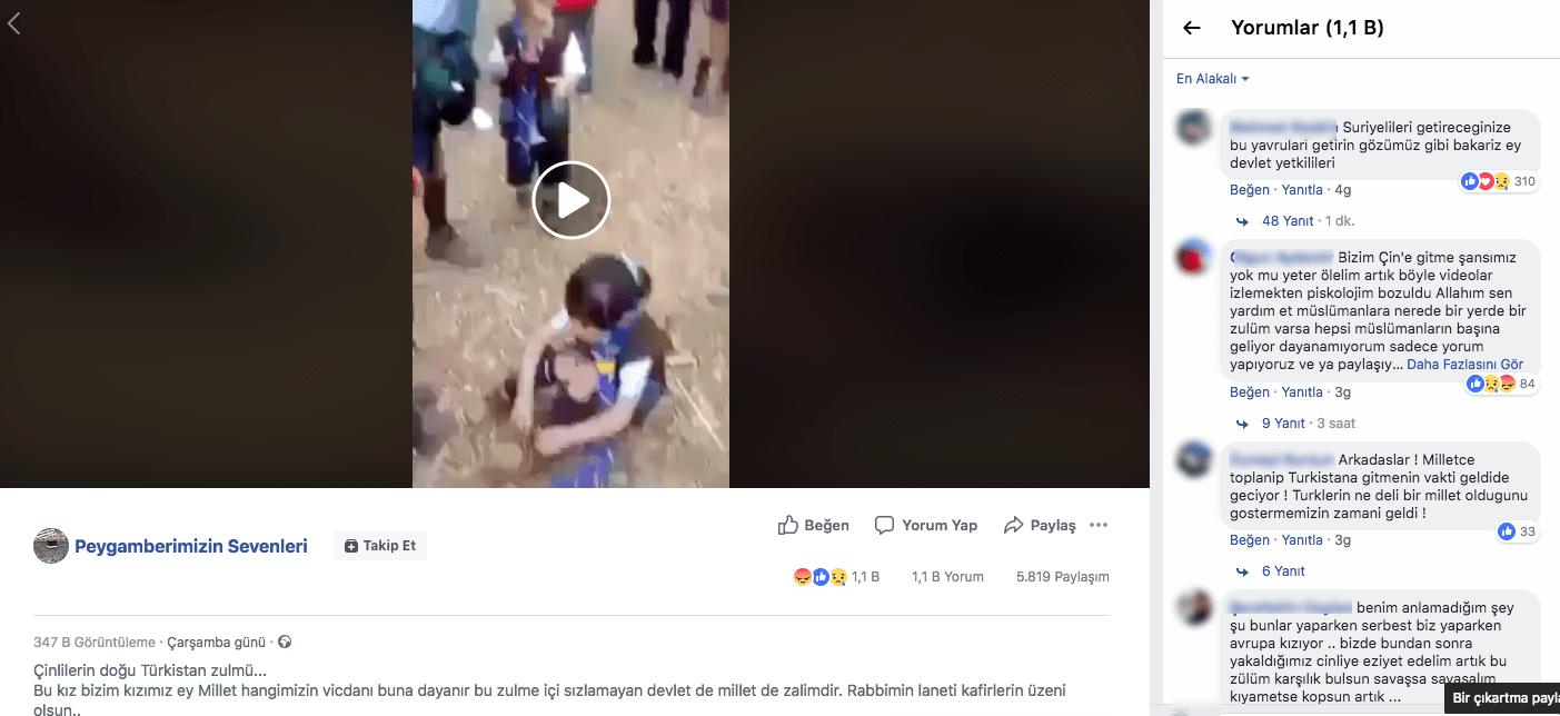 'Uygur Türkü kız çocuğuna yapılan işkence' videosunun altından ne çıktı?
