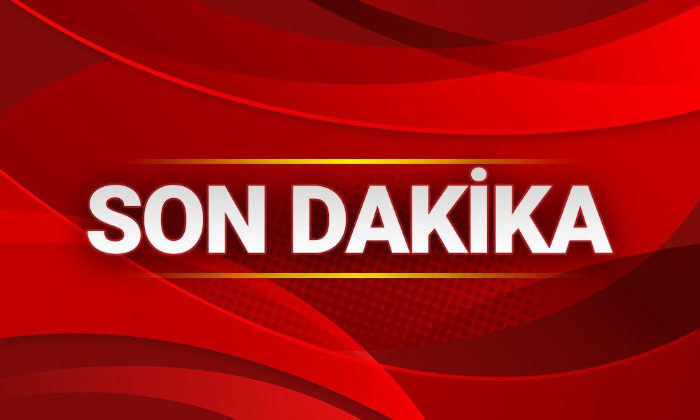 Beylikdüzü'nde vinç devrildi: Bir kişi yaralandı