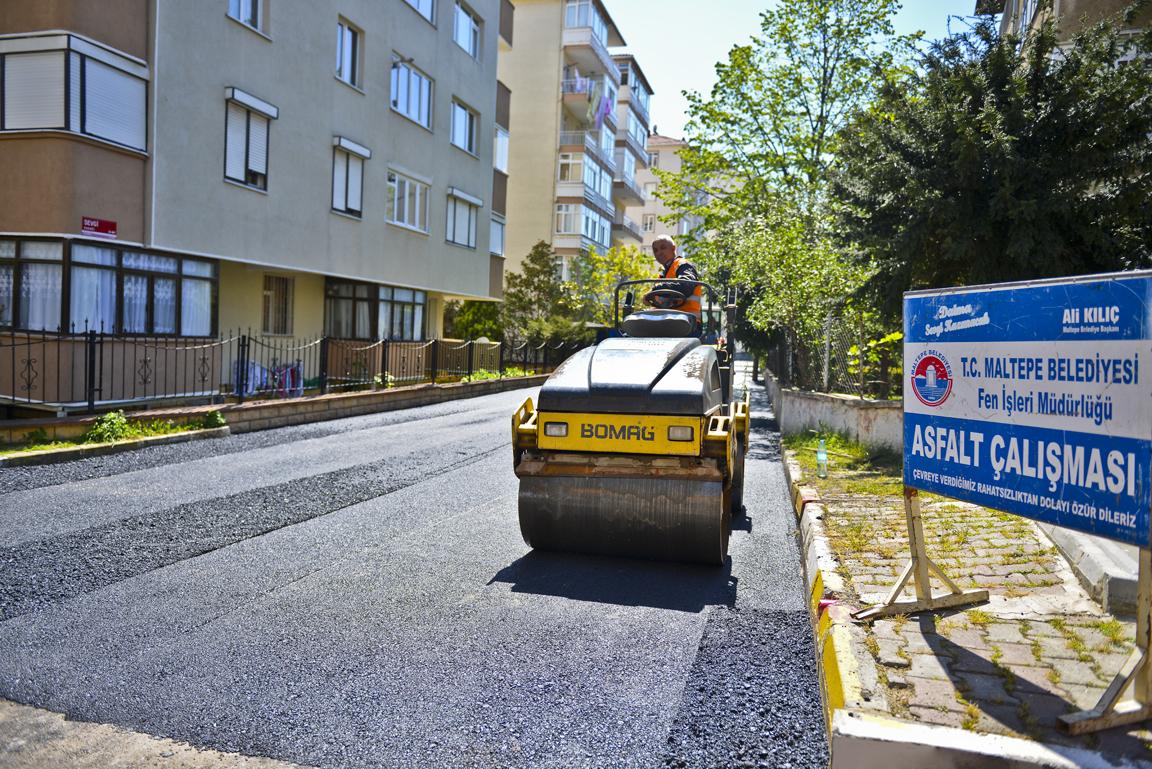 5 yılda 198 kilometre yol asfaltlandı