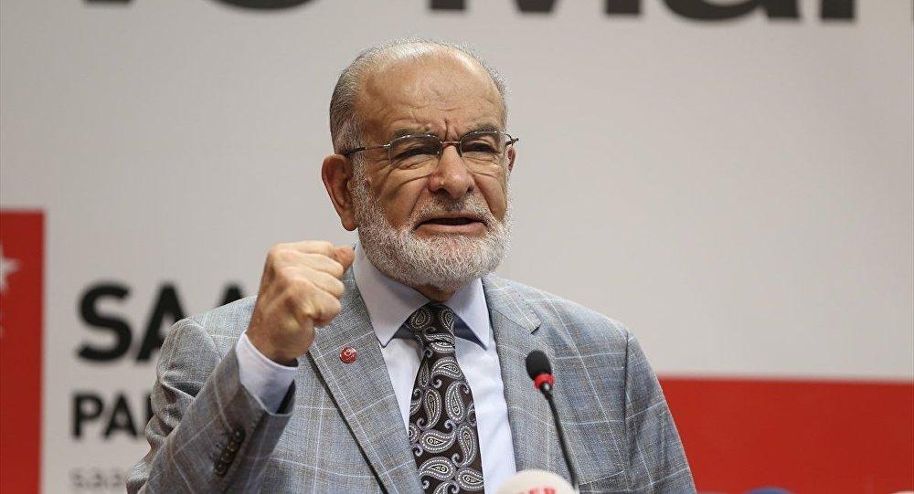Karamollaoğlu belediye başkan adaylarına neden 'cepsiz ceket' giydirdi?