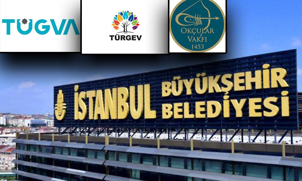 İBB'nin raporu AKP'li vakıflara kamu kaynaklarının aktarıldığını ortaya çıkardı