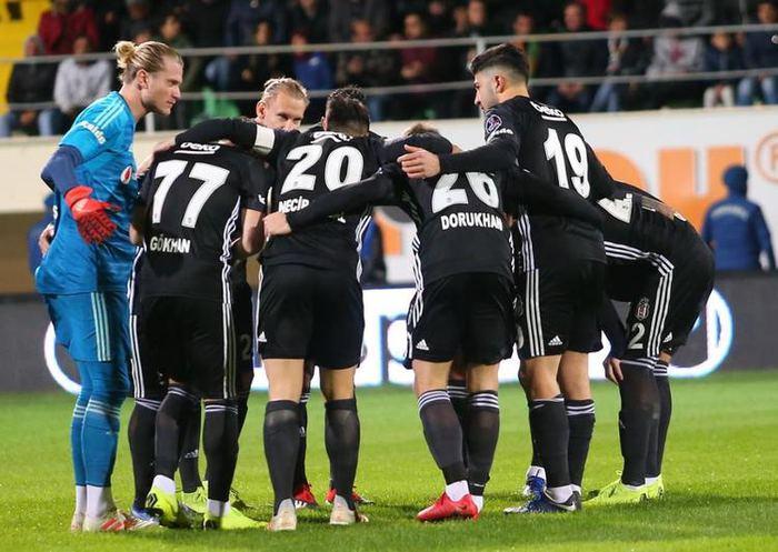 Beşiktaş, Bursaspor maçının hazırlıklarını sürdürdü