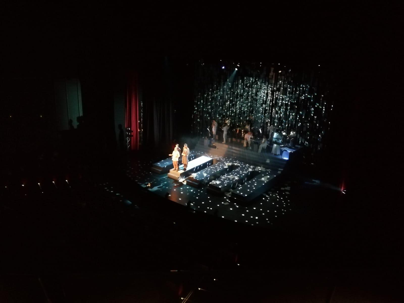Ahmet Kaya müzikali 'Hep Sonradan' seyirciyle buluştu
