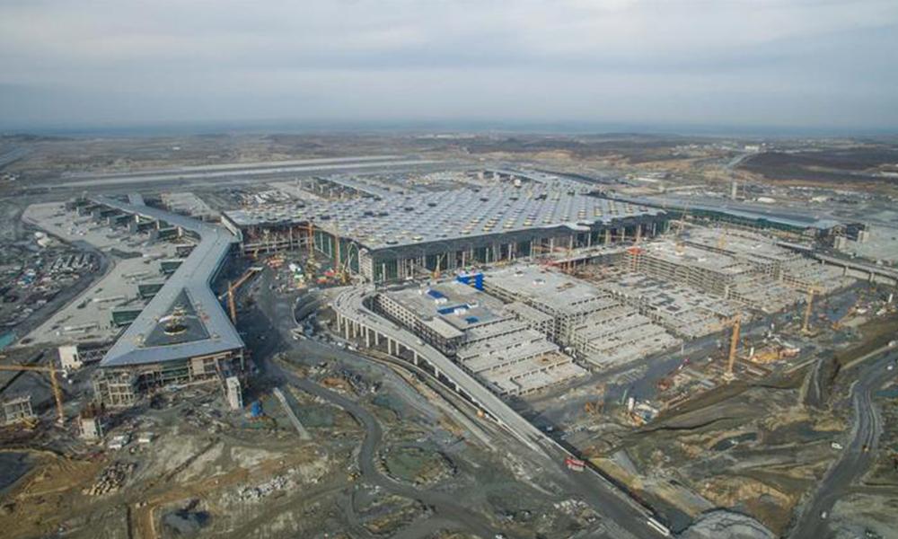 Kolin İnşaat'tan 3. havalimanı açıklaması