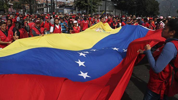Venezuela'nın Ankara Büyükelçiliğinden açıklama: Türk halkından dayanışma bekliyoruz