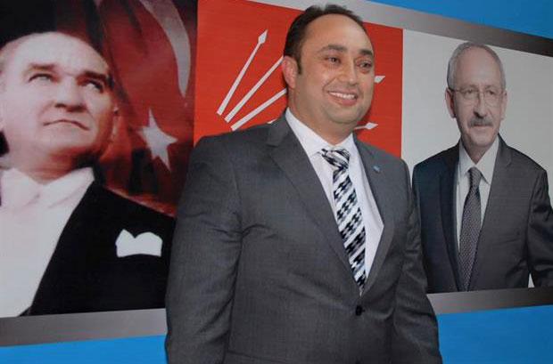 CHP Fatih İlçe Başkanı Soner Özimer