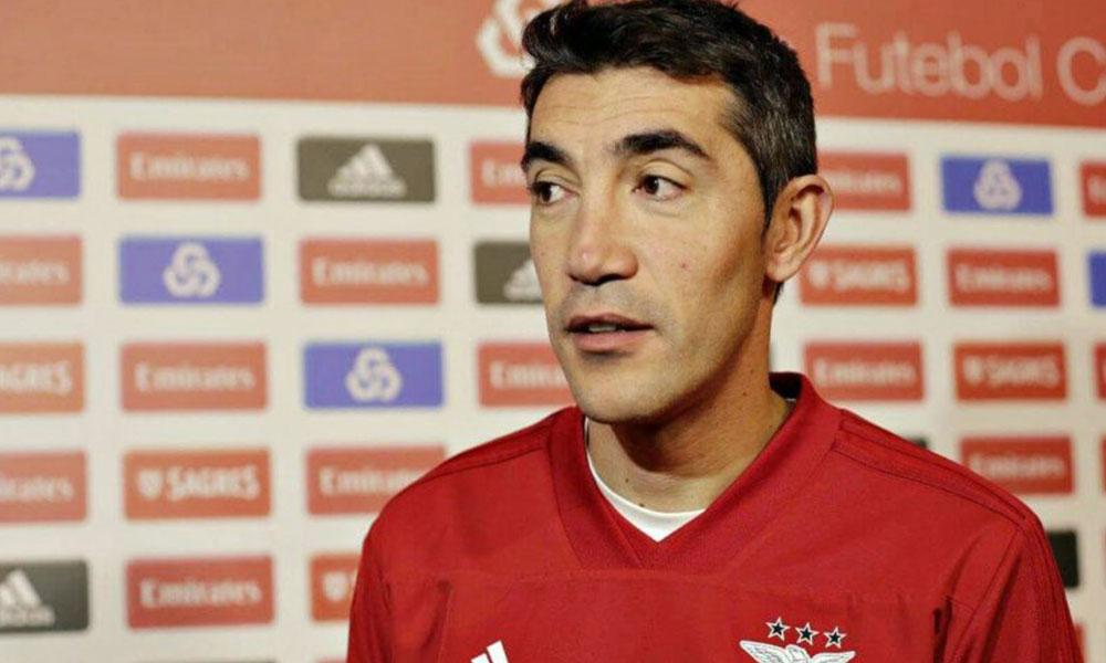 Benfica'dan Bruno Lage ile devam etme kararı