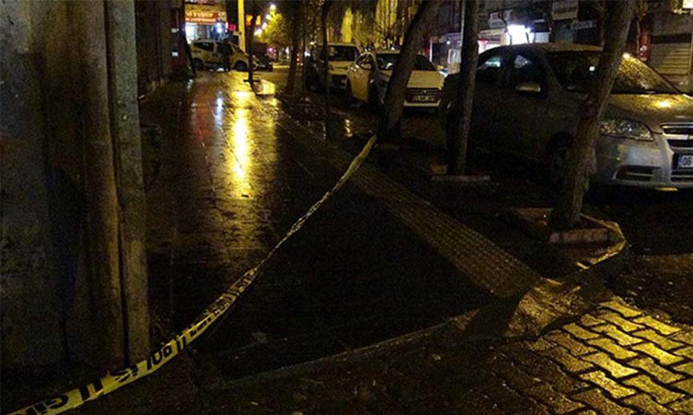 Diyarbakır'da 4 ayrı yere EYP'li saldırı!