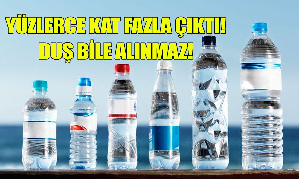 'İçme suyu' diye zehir içiyoruz!