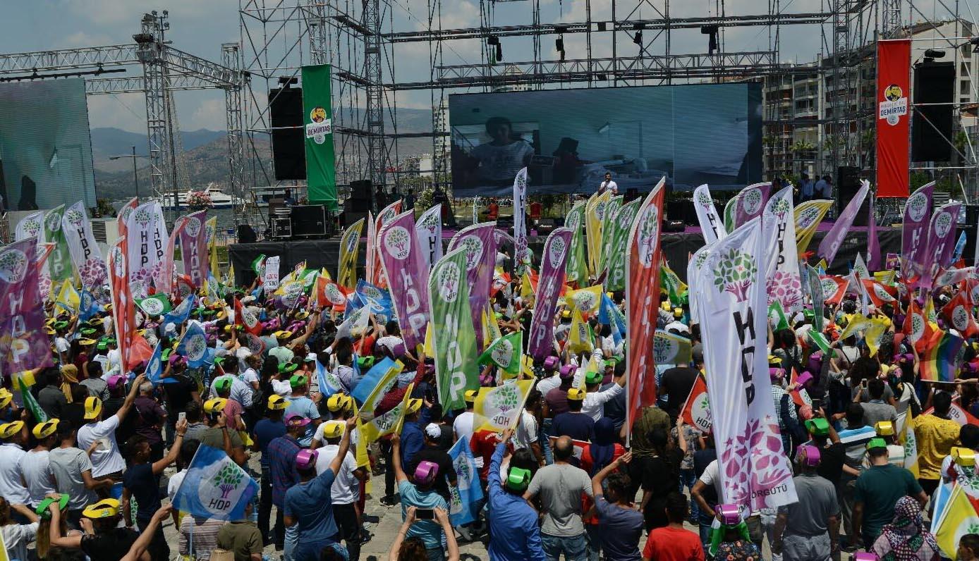 HDP'den İzmir'de iş birliği mesajı