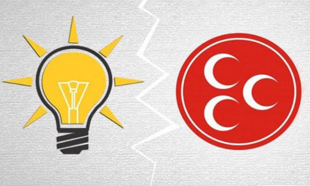 Cumhur İttifakında Yahşiyan kavgası! 'AKP döneminden 30'a yakın yolsuzluk var'