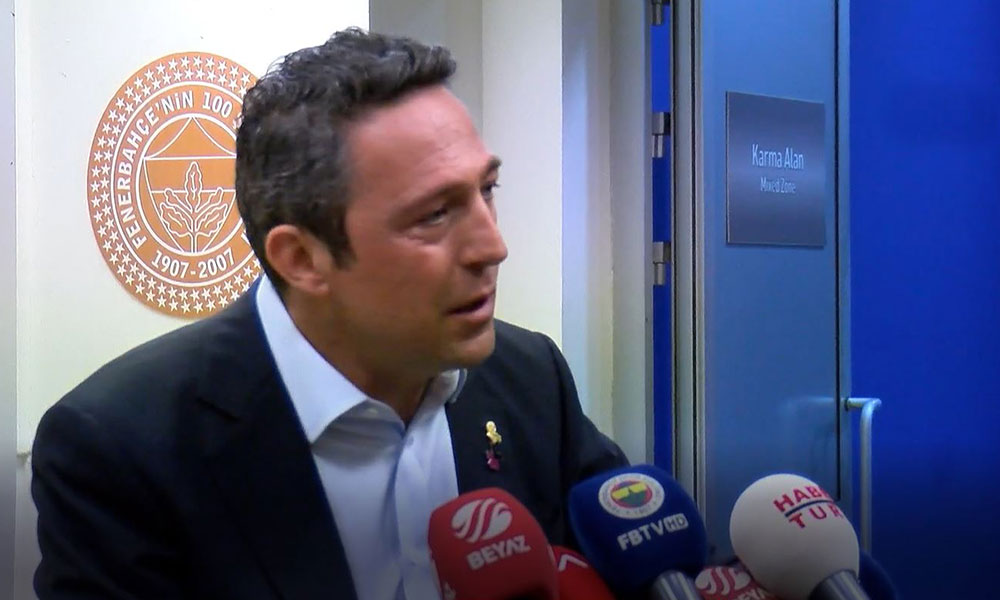Ali Koç'un telefon zil sesi sosyal medyada gündem oldu