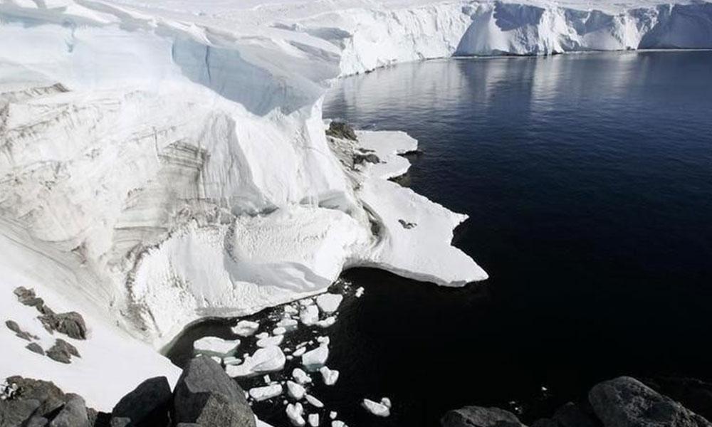 NASA'dan ilginç Antarktika keşfi