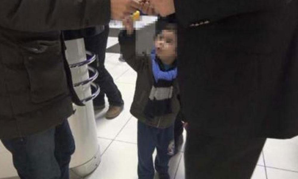 Çocuğunu cebinde notla AVM'de terk etmişti: Anne ortaya çıktı!