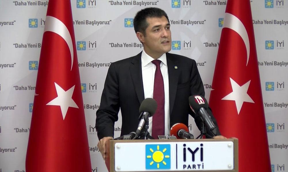 'Buğra Kavuncu'yu Akar ve Fidan'a sorup il başkanı yaptılar' iddiası