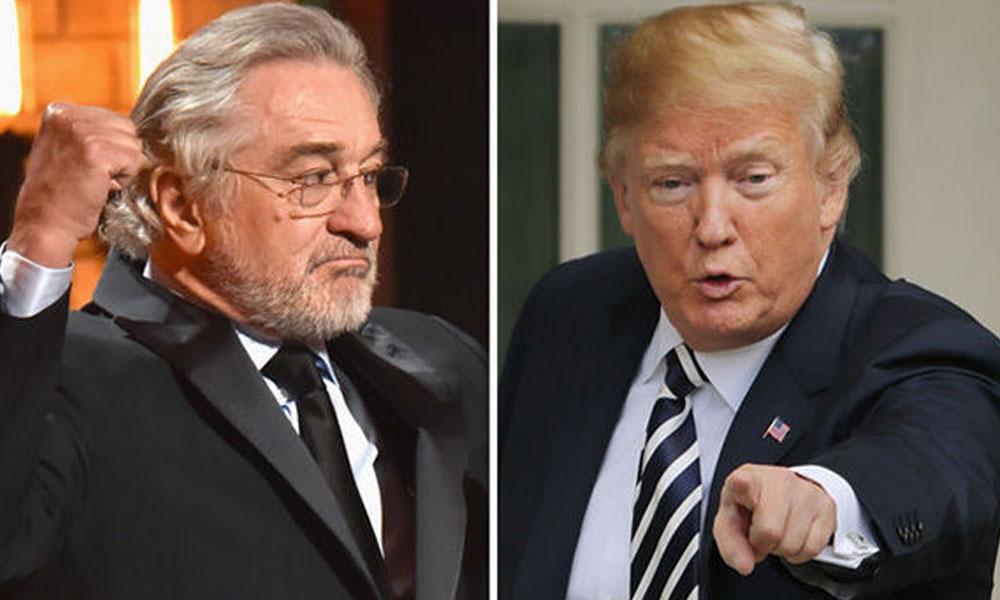 Robert De Niro: Trump gerçek bir ırkçı!