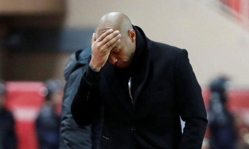 Thierry Henry'den skandal hareket! 'Pişmanım'