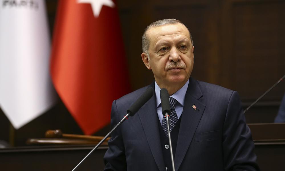 Erdoğan'dan Menbiç'teki saldırıya ilişkin açıklama