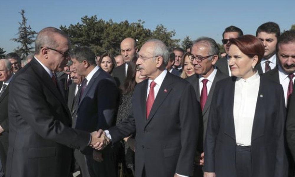 Ahmet Nesin'den önemli iddia: CHP-İYİ Parti ve MHP koalisyonu ortaya çıkar
