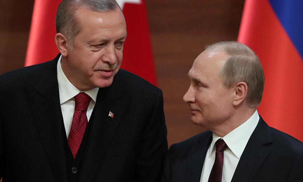 Putin'den 'Güvenli Bölge' desteği: Olumlu bir adım!