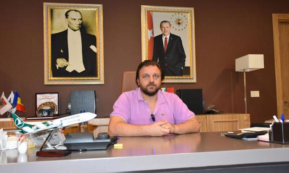 15 Temmuz gecesi Erdoğan'ın bulunduğu otelin sahibi aday oldu