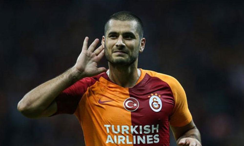 Eren Derdiyok'tan Galatasaray'a veda