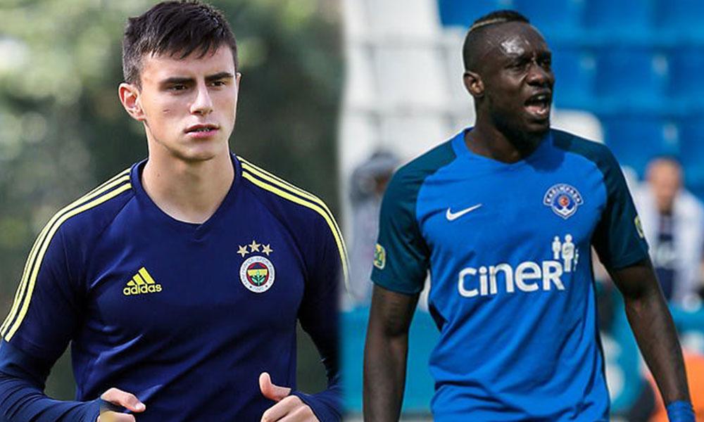 PFDK'dan Fenerbahçeli Eljif Elmas ve Kasımpaşalı Diagne'ye ceza