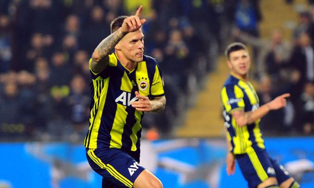 Fenerbahçe'de Martin Skrtel 'veda' edebilir