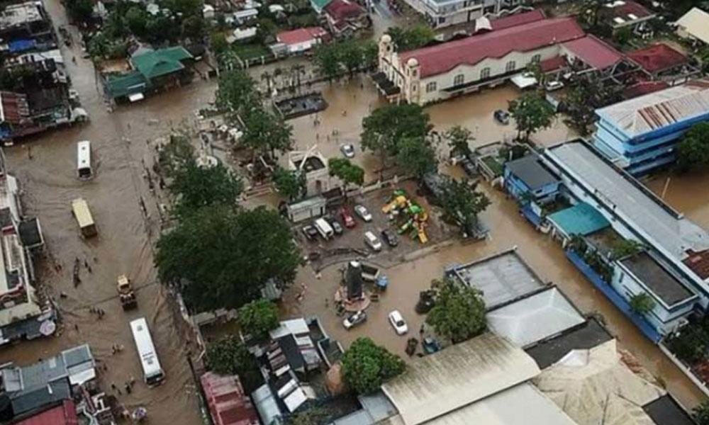 Filipinler'de Usman fırtınası sonrası ölü sayısı 85'e yükseldi