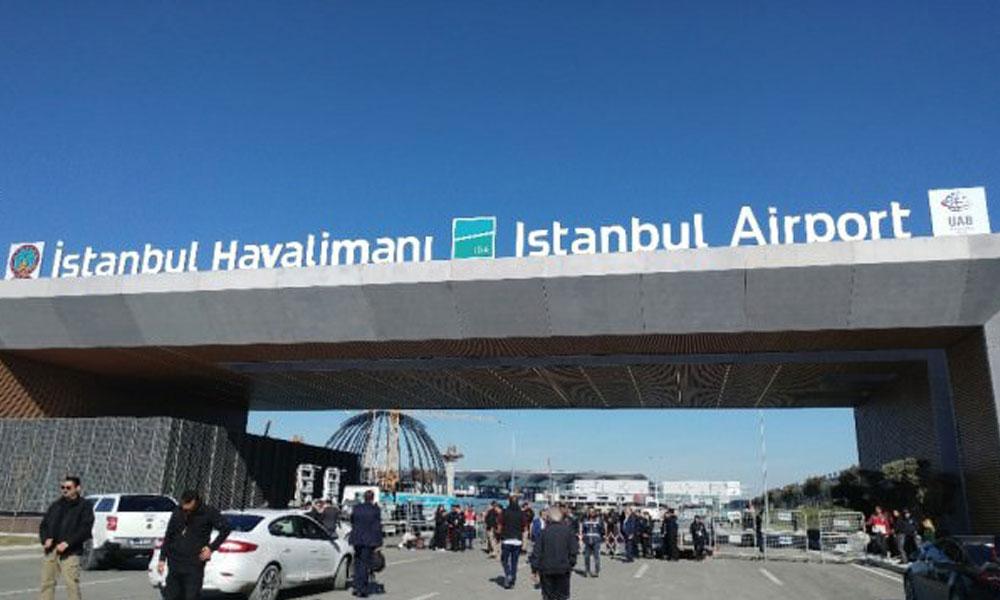 İstanbul Havaalanı otoparkında yüzde 50 indirim