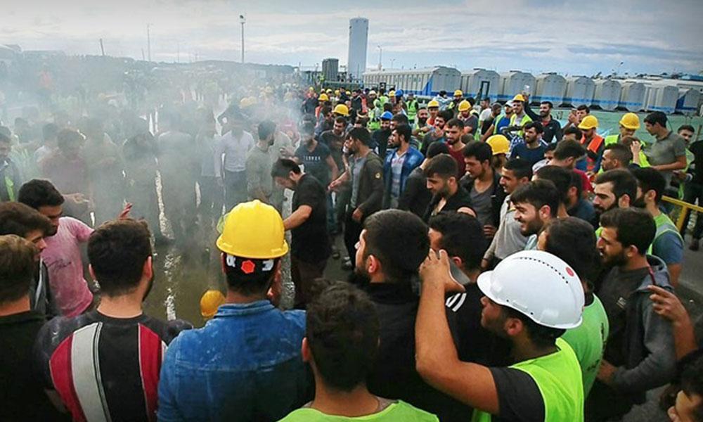 İstanbul Havalimanı işçisi: AKP'ye tahammül kalmadı