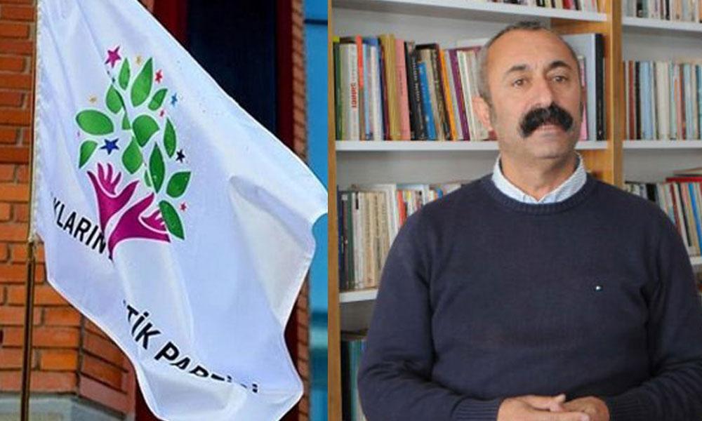 HDP ile 'Komünist Başkan' arasında ittifak görüşmesi!