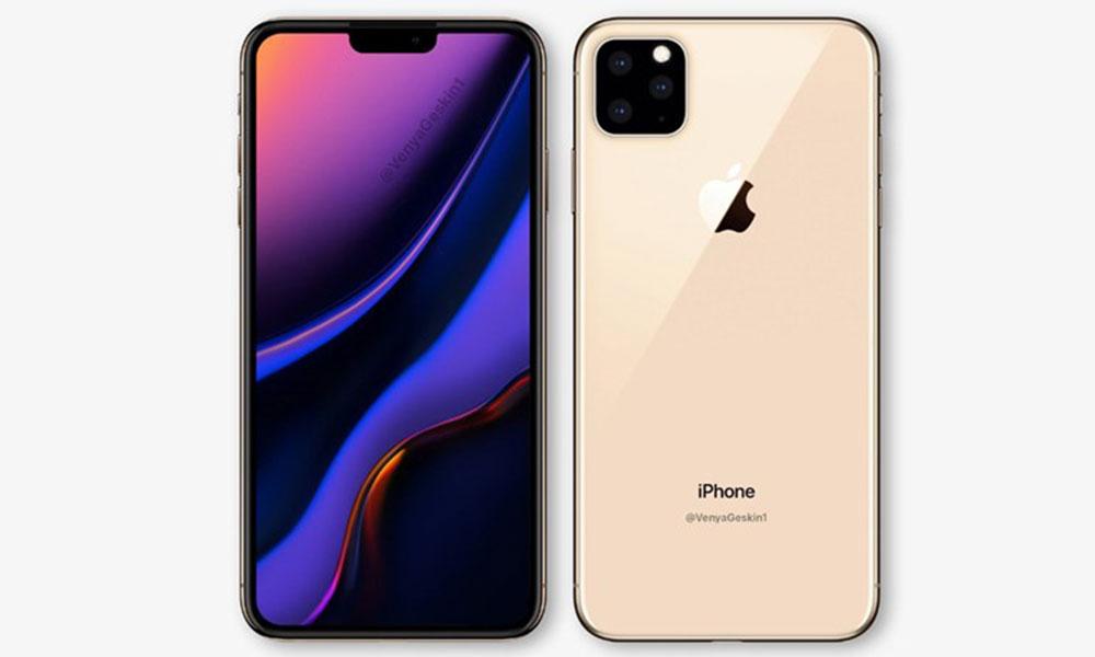 iPhone XL'nin beklenen tasarımı