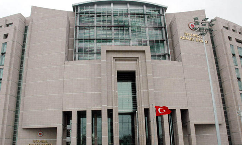 İstanbul Adliyesi'ndeki hakimin koronavirüs test sonucu belli oldu