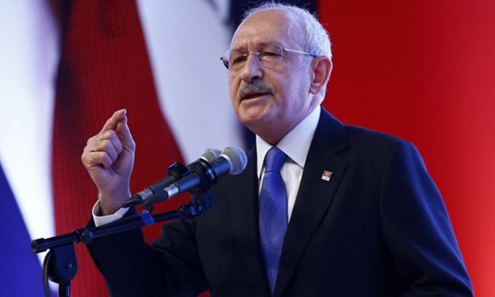 Kılıçdaroğlu: Erdoğan hakaret ediyor çünkü kontrolü kaybetti