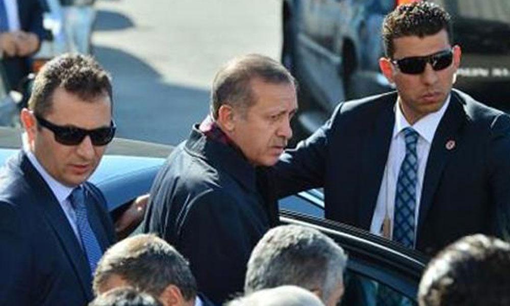 Cumhurbaşkanlığı'na koruma ordusu: Erdoğan kimi isterse o…
