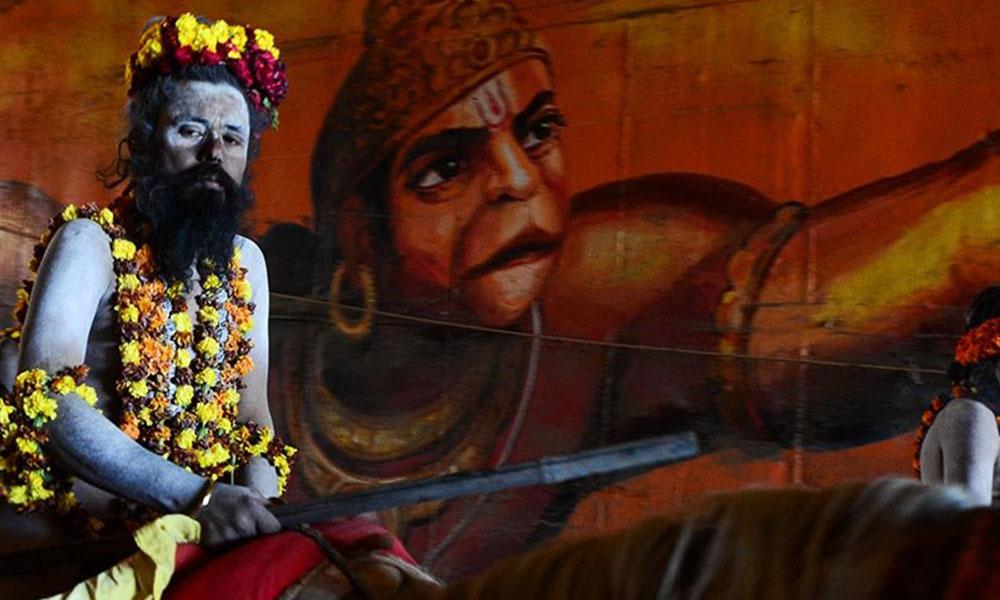 12 yılda bir yapılan festival 'Kumbh Mela'
