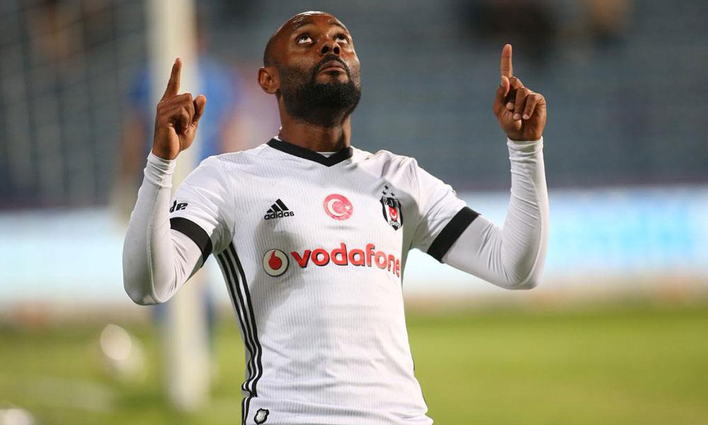 Beşiktaş, Vagner Love'a cezayı kesti!