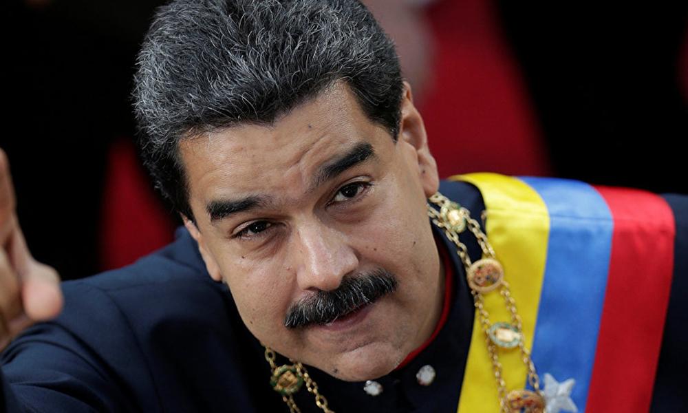 Maduro: Darbeler, silahlı çatışmalar Venezuela'mızın yolu değil