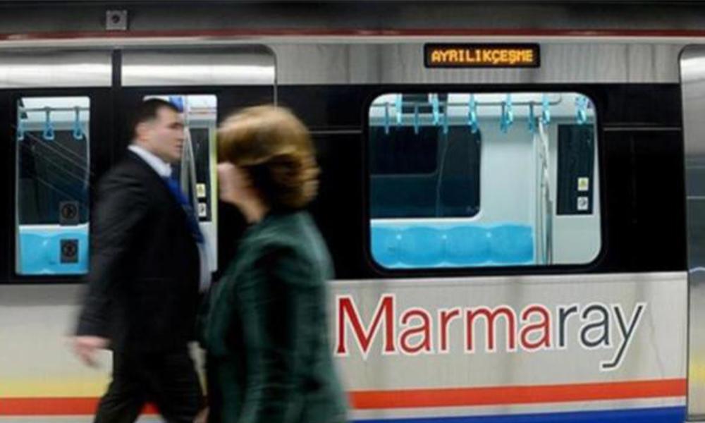 İstanbullular Kelle koltukta yolculuk ediyormuş. Marmaray'ın neden kapatıldığı belli oldu