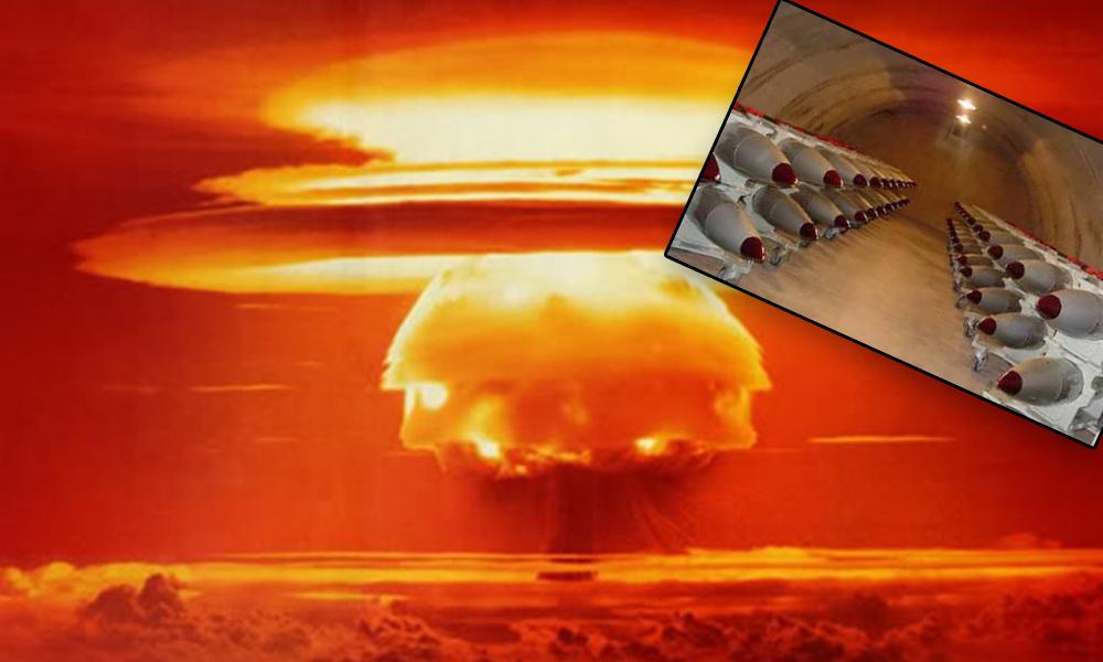 'İncirlik'teki Nükleer bombalar, Termonükleer bombalarla değiştirildi'