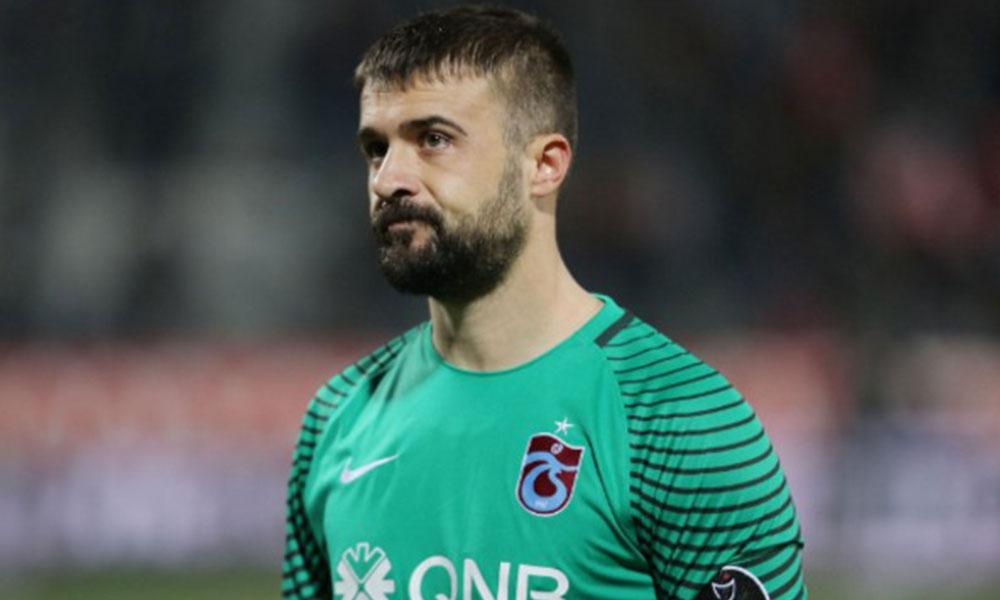 Trabzonspor ile sözleşmesini fesheden Onur Kıvrak: Benim için bu iş bitti