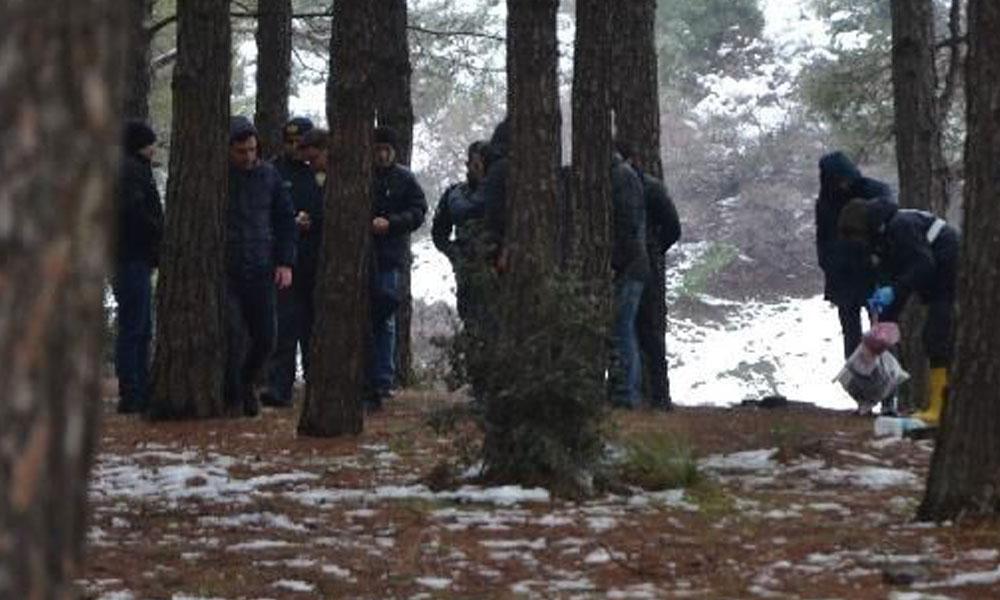 Ormanda dehşet! Gazete kağıdına sarılı kesik kol bulundu