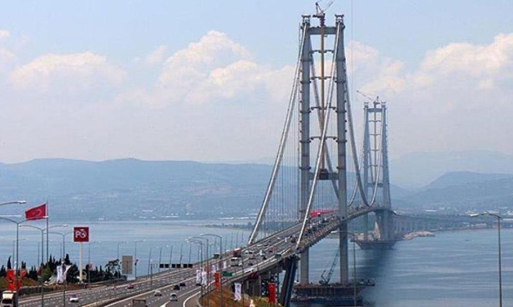 Osmangazi Köprüsü'nde hisse satışı için JPMorgan'a yetki verildi!