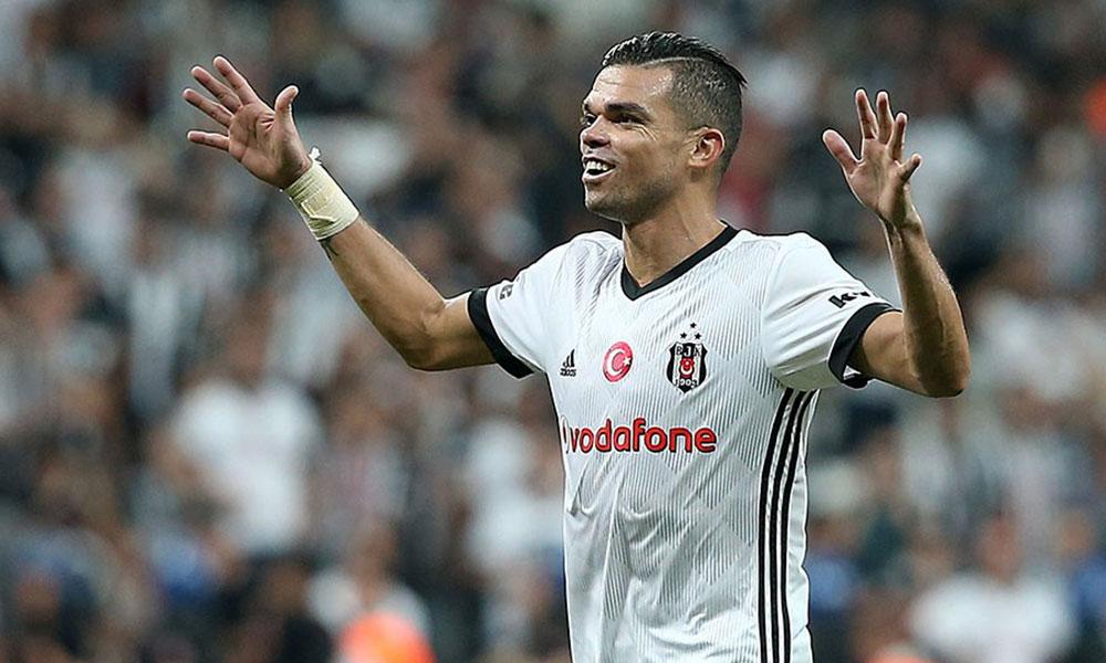 Pepe 12 yıl sonra tekrar Porto'da