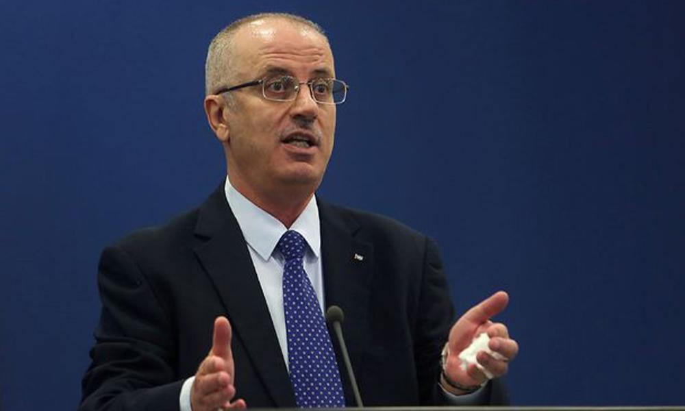 Filistin Başbakanı istifasını sundu!