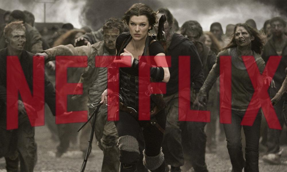 Netflix'den Resident Evil hamlesi